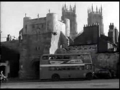 This Is York  as seen through the Station Master Eyes 1953