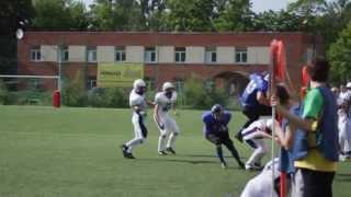 Американский футбол Сезон 2011 Санкт Петербург