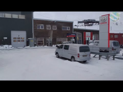 Longyearbyen to Svalbard Airport by Shuttle Bus