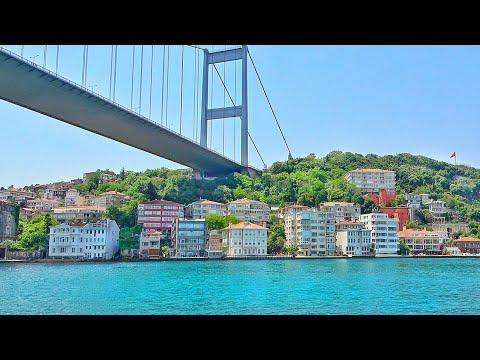 BOSPHORUS CRUISE ISTANBUL 2019 | ISTANBUL TRAVEL GUIDE