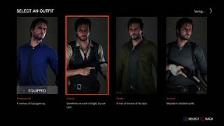 THE EVIL WITHIN 2 - Nightmare Unlockings - Brass Knuckles, All Outfits, Magnum  [PS4 Pro]