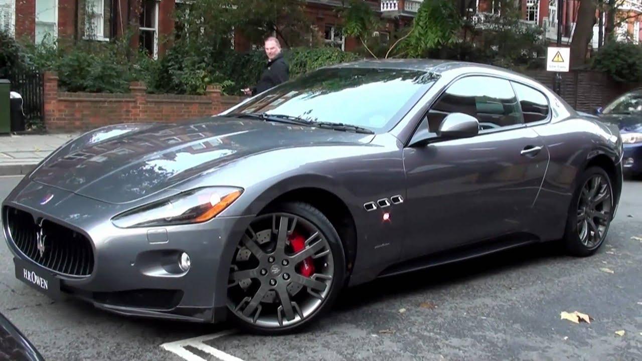 Maserati Granturismo S MC Sportline Sound