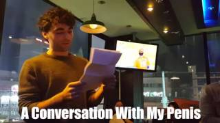 Craig Alexander - A Conversation with my Penis.