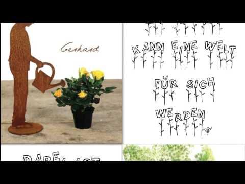 Ein Garten...