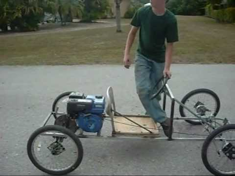 Homemade Car Test Drive Youtube