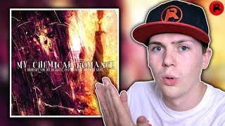 My Chemical Romance - I Brought You My Bullets, You Brought Me Your Love | Album Review