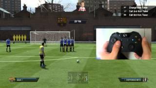 Fifa 14 Tutorial: como anotar los tiros libres, con el secreto.