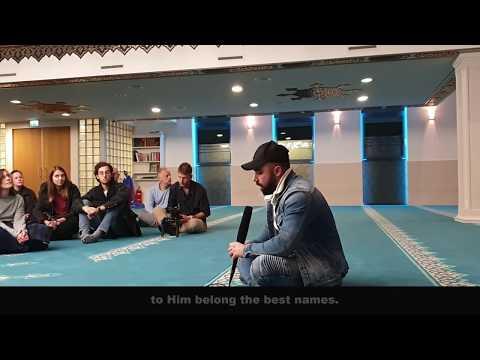 Niet-moslims Horen Quran In Moskee UTRECHT | Abdellatif Ouisa