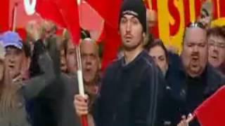 Розыгрыш организатор акции протеста