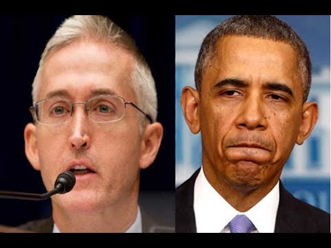 "TREY GOWDY JUST MADE A BRUTAL MOVE TO STOP OBAMAS ""SHADOW GOVERNMENT""!"