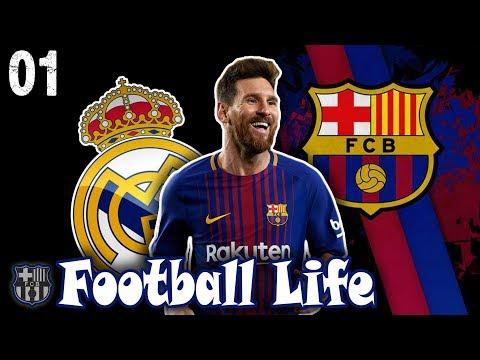 12K SPECIJAL!!! POCINJEMO! #1 ♦ BARCELONA MASTER LEAGUE ♦ PES 2018