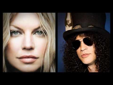 Slash feat. Fergie - Sweet Child O' Mine [Official Audio] HQ