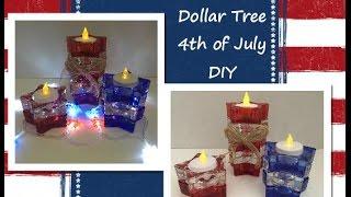 Dollar Tree 4th of July DIY