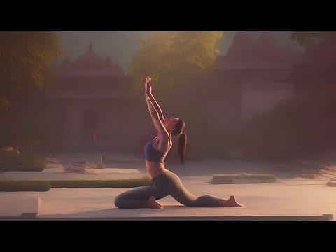 "Meditation Dance: ""Tantric Kundalini Energy"" - Spiritual, Freestyle Movement, Yoga, Wellness, Health"