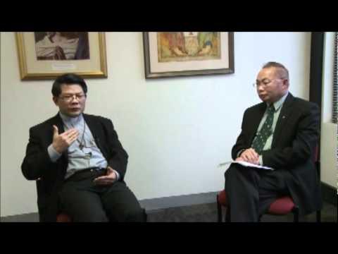 VietCatholic phỏng vấn Đức Tân GM Nguyễn Văn Long