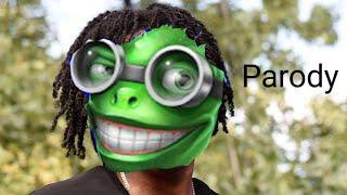 Lil Tecca   Ransom Scary Green Grandpa Alien Parody