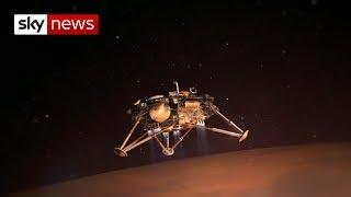NASA to attempt difficult Mars landing