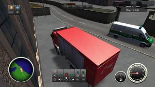 Firefighters - The Simulation_ truck 6 help transport radioactivity
