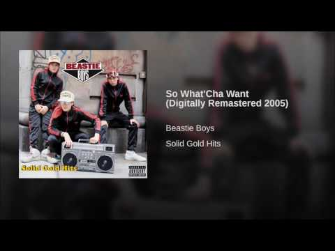 So What'Cha Want (Digitally Remastered 2005)
