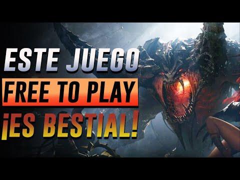EL JUEGO MAS EPICO DE ESTOS ULTIMOS AÑOS HA LLEGADO!💥 LOST ARK TODOS LOS DETALLES - Gameplay español