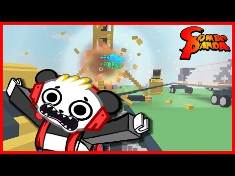 Roblox Destruction Simulator I CAME TO DESTROY ! Lets Play with Combo Panda
