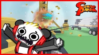 Roblox Destruction Simulator I CAME TO DESTROY ! Let's Play with Combo Panda