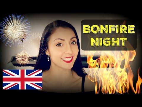 What is BONFIRE NIGHT? | British Traditions & Culture