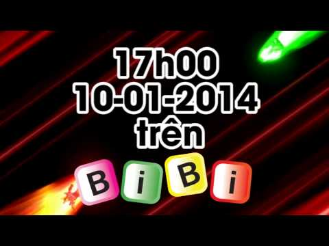 Lịch chiếu phim trên kênh BiBi