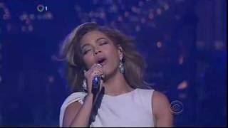 Beyoncé - Halo live (HQ) at Late Show with David Letterman