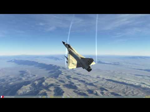 Digital Combat Simulator  Nevada / Mirage control bug.
