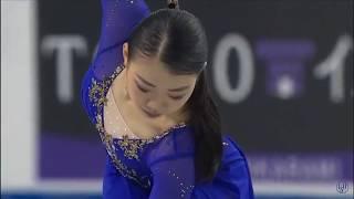 紀平梨花 スケートカナダ SP