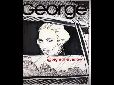 Princess Diana Mock Up Cover For George Magazine! #SCOTUS @bigredwavenow - YouTube
