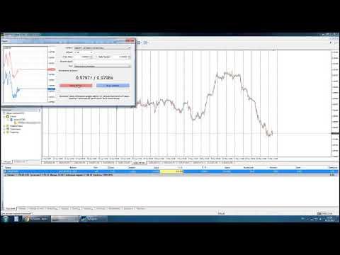Пример торговли на форекс на реальном счете с помощью программы JoySignals