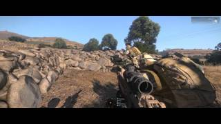 Arma 3 - Maxed settings in 3440x1440 21:9 with TrackIR