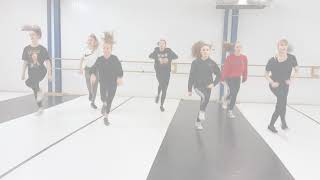 New choreo by Fundi Omari at NED (Namur)