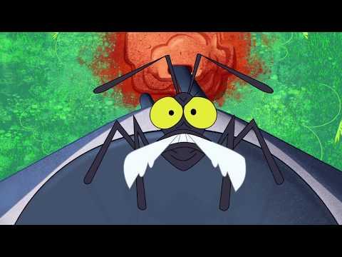 Зиг и Шарко | сборник мураве́й | русский мультфильм | дети видео | мультфильмы |