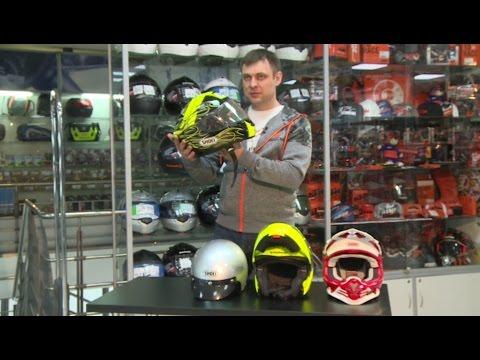 Классификация дорожных шлемов