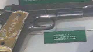 Narco-museo: armas, oro y drogas thumbnail