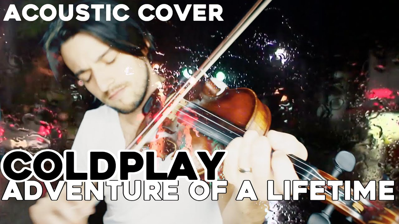 Adventure of a Lifetime Guitar Lesson - Coldplay ...