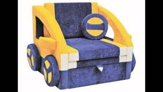 видео кресло кровать для детей