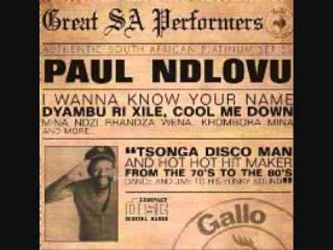 Paul Ndlovu   Game No 1