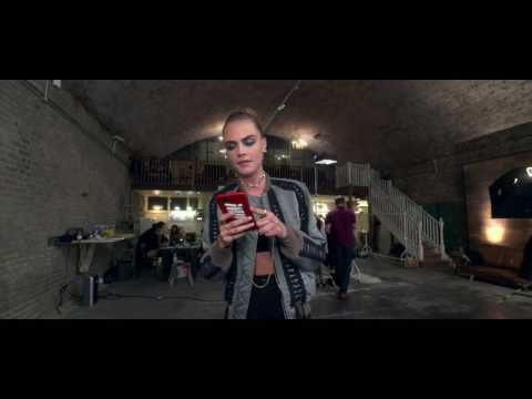 Rimmel x Cara Delevingne LIVE from London