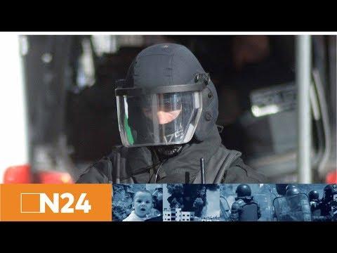 Wohl Terroranschlag verhindert: Verdächtiger Islamist wird Haftrichter vorgeführt