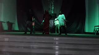 Dance on Top Lechipodi by Funny Men's Group