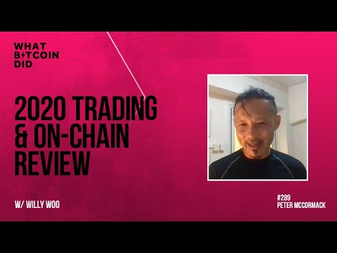 Download Video - 2020 Trading & On-Chain Review with Willy Woo