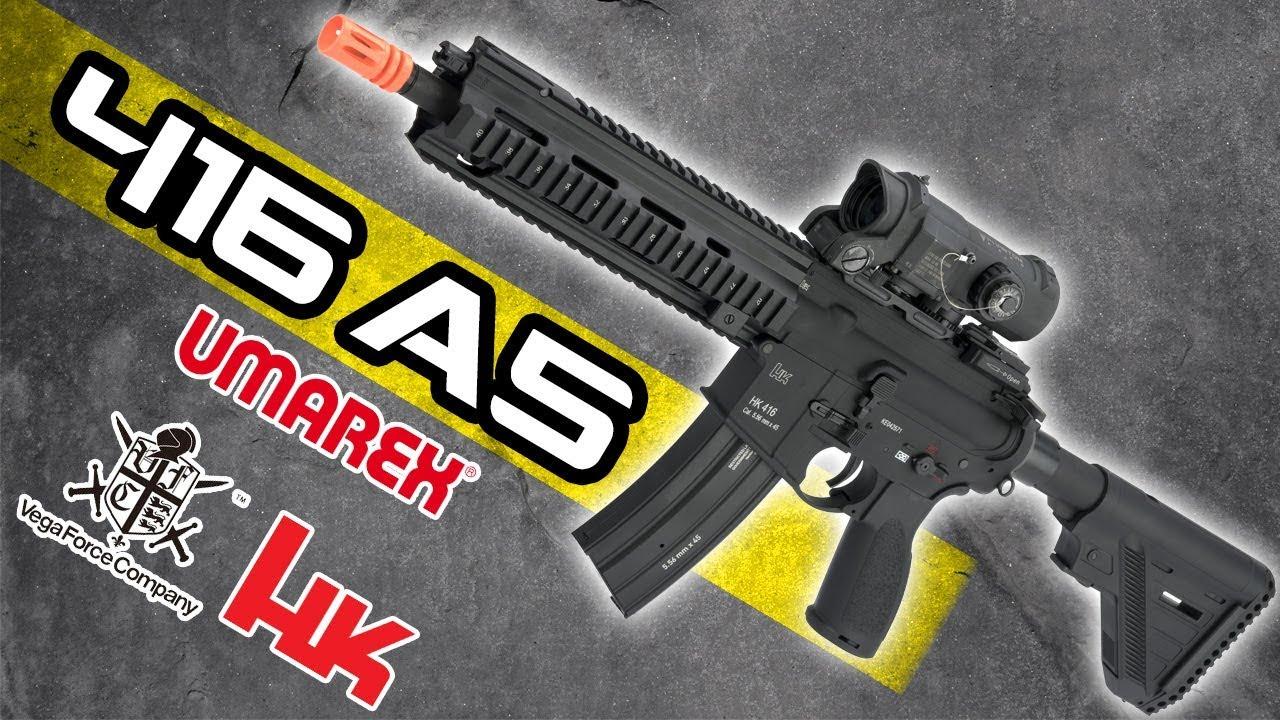 Details about  /Umarex VFC HK416 Airsoft Pistol Grip GBBR