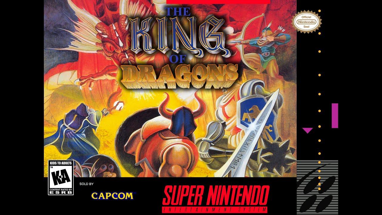 (OLD) King of Dragons (SNES) Wizard Speed Run - 42:23 ... | 1280 x 720 jpeg 169kB