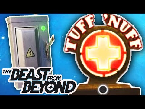 THE BEAST FROM BEYOND: POWER & JUG GUIDE! (How To Turn On Power & Tuff Nuff in IW Zombies DLC4)