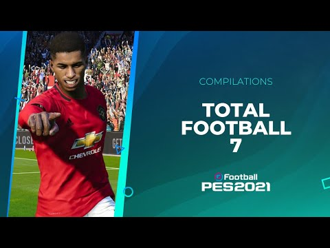 PES 2020 : TOTAL FOOTBALL #7