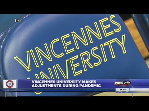 Vincennes University makes adjustments during COVID-19 pandemic